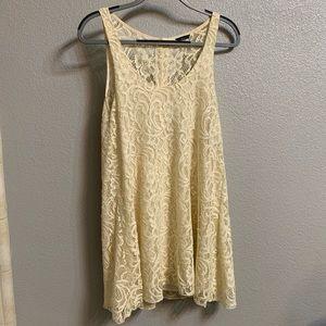 Dolce Vita Lace Swing Dress